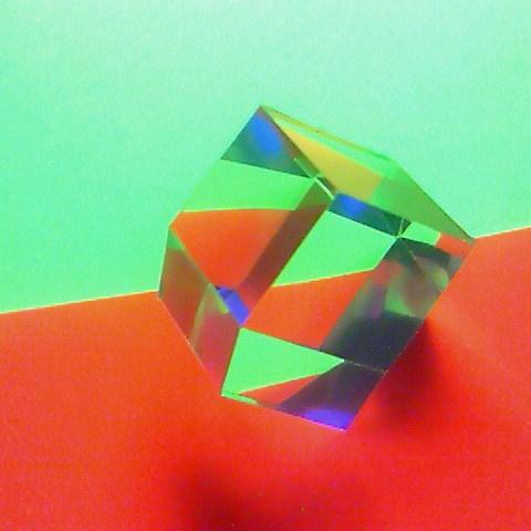 デブコン白銀菱形十二面体