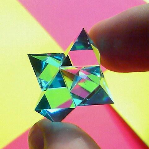 デブコン空間充填二十四面体