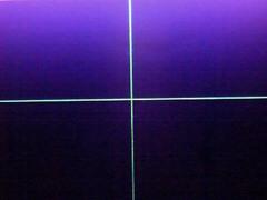 蛍光糸張り極光小アステロイドプロセス