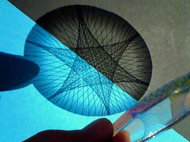 糸張りクリスタルレジン三光帯4