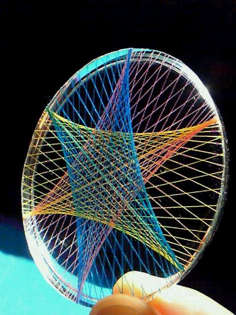 糸張りクリスタルレジン三光帯3