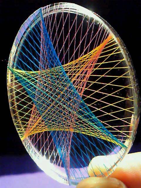 糸張りクリスタルレジン三光帯